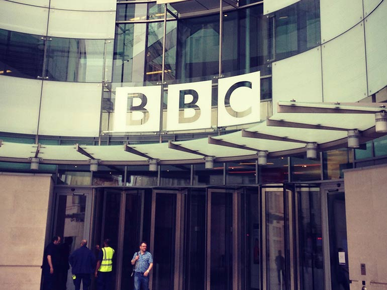 I'm Joining The BBC